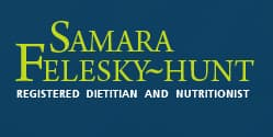 Calgary Dietitian and Nutrition Consulting Logo